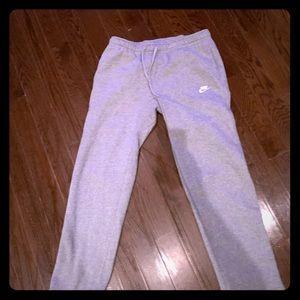 Men's Nike Sweats size Large